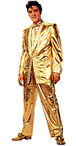 Elvis - Gold Suit