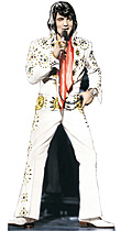 Elvis - White Suit