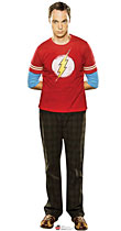 Sheldon (Red T-shirt) - The Big Bang Theory