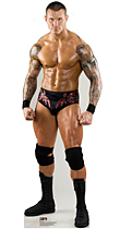 WWE Randy Orton (Black/Red)
