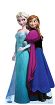 Frozen - Snow Queen Elsa & Anna